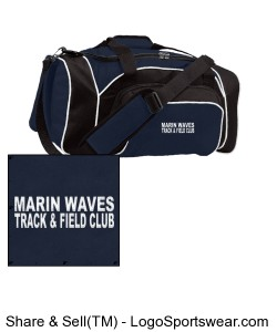MARIN WAVES MEDIUM DUFFLE Design Zoom